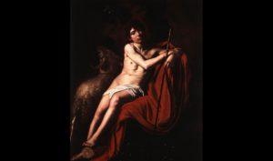 San Giovannino - Mochelangelo Merisi da Caravaggio