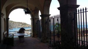 Palazzo del Governatore - i Portici
