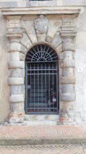 Portale Palazzo del Governatore