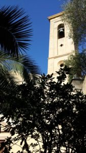 Campanile chiesa Sant'Erasmo