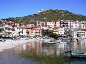 Porto Ercole - Le Spiaggette nel porto